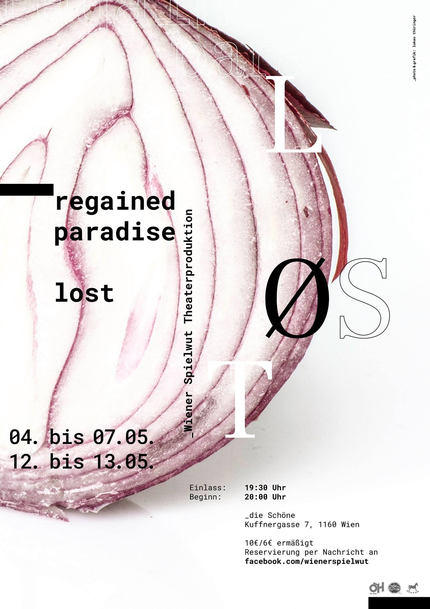 Regained Paradise Lost